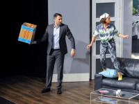 01.12.2013 Kochanie na kredyt premiera spektaklu w Teatrze Zydowskim